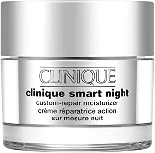 Clinique Smart Night Custom-repair Moisturizer, Combination Oily To Oily, 1.7 Ounce