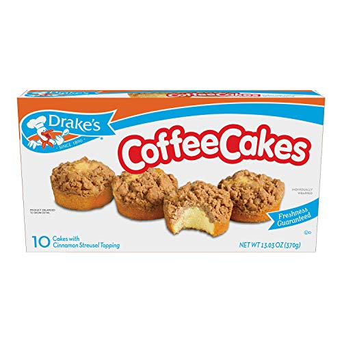 Drakes Coffee Cakes, 20 Count