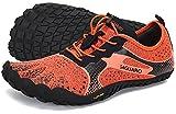 zapatillas trail running hombre naranjas