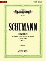 シューマン: ピアノ協奏曲 イ短調 Op.54/ペータース社/ピアノ・ソロ