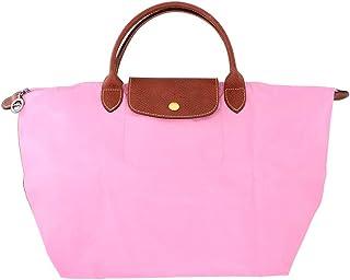 Longchamp Le Pliage Ladies Medium Pink Nylon Tote L1623089P03