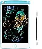 BITEONE - Pizarra de escritura con pantalla LCD de 8,5 pulgadas, para niños, juguetes a partir de 3 años, regalo para niñas, juguete educativo para niños y niñas (azul)