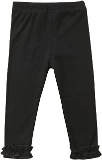 toddler knit ruffle pants