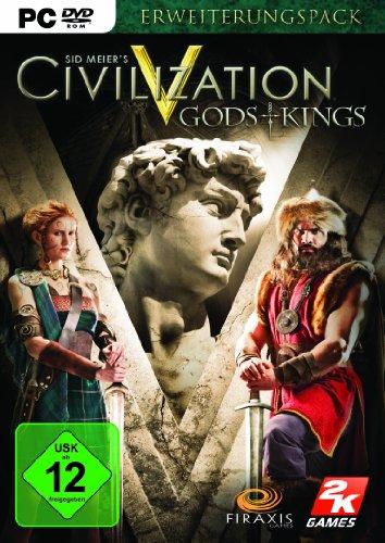 Sid Meier's Civilization V - Gods & Kings (Add-On) [Importación alemana]
