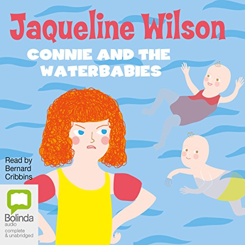 Couverture de Connie and the Water Babies