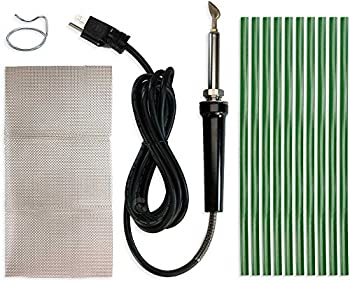 Poly Welder Pro 200 Watt Plastic Repair Kit  Green