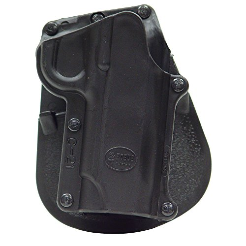 Fobus C21 Standard Holster for 1911 Style pistols without rail, Right Hand Paddle