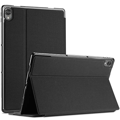 ProCase Case for Lenovo Tab P11 2020 Release 11-inch Full HD Tablet (Model: TB-J606F TB-J606X), Shockproof Lightweight Slim Stand Hard Shell Cover, Protective Smart Case Folio Cover –Black
