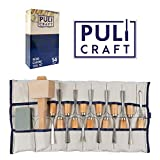 Best Wood Carving Sets - Puli Craft Wood Carving Knife Tools Set Review