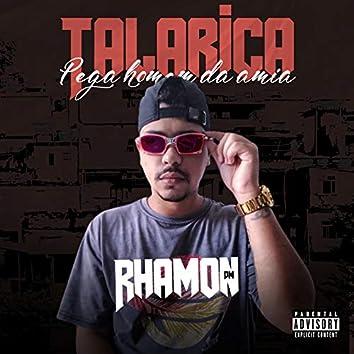 Talarica Pega Homem da Amiga ( beat jhow jhow )