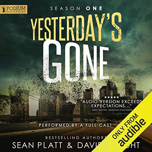 Yesterday's Gone: Season One Titelbild