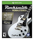Xbox One - Rocksmith Remastered 2014 - GAME ONLY / CABLE NOT INCLUDED Version for Rocksmith Owners