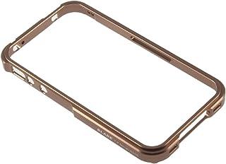 جراب إطار ممتص للصدمات من الفولاذ المقاوم للصدأ فاخر لهاتف Apple iPhone 4S / 4G مصمم بشكل رائع متين رائع