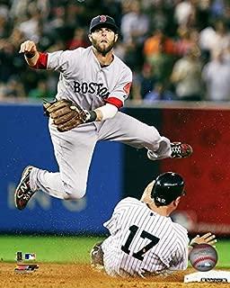 Dustin Pedroia Boston Red Sox Action Photo (Size: 8