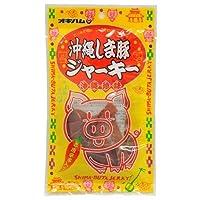 沖縄しま豚ジャーキー 25g 10袋