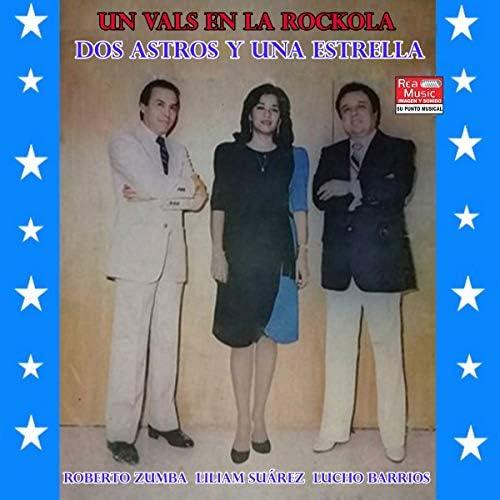 Roberto Zumba, Lucho Barrios & Liliam Suárez