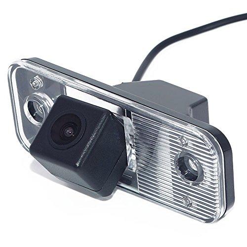 Navinio Rückfahrkamera in Kennzeichenleuchte (NTSC) für Azera/ Santa FE IX45/ Grandeur/ ix25