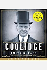 Coolidge Low Price CD by Amity Shlaes (2014-02-04) Audio CD