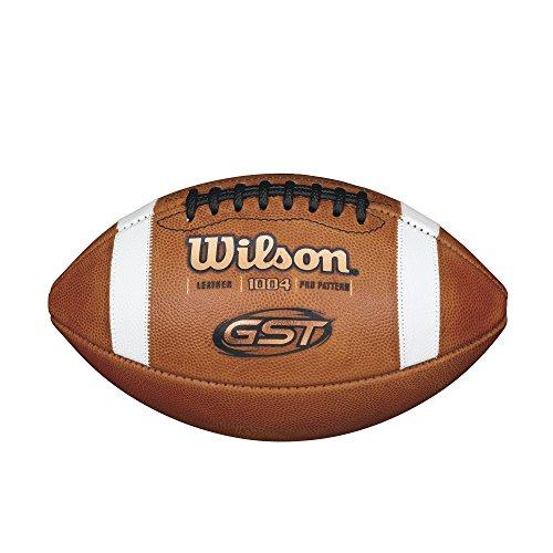 Wilson GST 1004 Pro Pattern Official Football