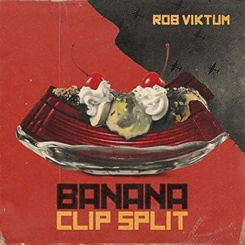 Banana Clip Split