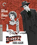 Destry Rides Again (The Criterion Collection) [Blu-ray]