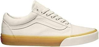 VN-0A38G1VR7: Unisex Old Skool Gum Pop Marshmallow Skateboarding Sneakers (6.5 D(M) US Men)