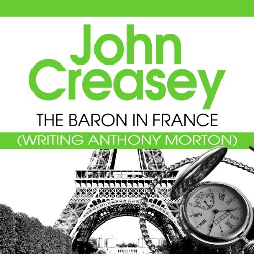 The Baron in France cover art