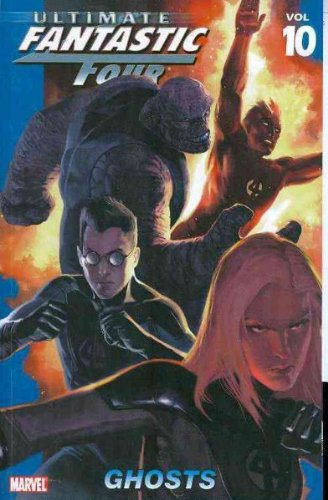 [ULTIMATE FANTASTIC FOUR] by (Author)Carey, Mike on Jul-02-08