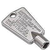 Beaquicy 216702900 Freezer Door Key - Replacement for Kenmore Crosley Freezer