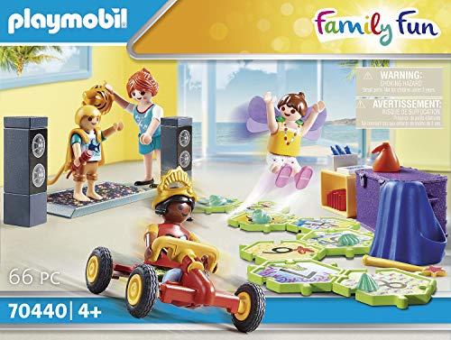 PLAYMOBIL Family Fun 70440 Kids Club, A partir de 4 años