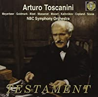 NBC Symphony Broadcasts by VARIOUS ARTISTS (2007-02-13)