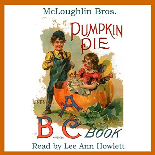 Pumpkin Pie ABC Book audiobook cover art