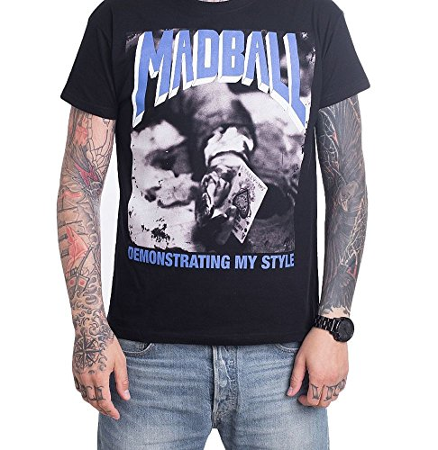 Madball - DMS - T-Shirt-Large