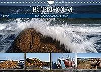 Bornholm - Sonneninsel der Ostsee (Wandkalender 2022 DIN A4 quer): Bornholm - die daenische Sonneninsel in der Ostsee (Monatskalender, 14 Seiten )