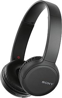 Sony Premium Lightweight Wireless Bluetooth Extra Bass Noise-Isolating Stereo Headphones