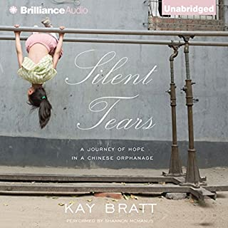 Silent Tears audiobook cover art