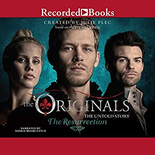 The Originals: The Resurrection audiobook cover art