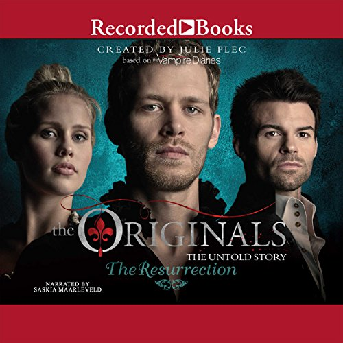 The Originals: The Resurrection audiobook cover art
