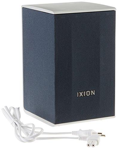 IXION Solo:2, zusätzlicher handgefertigter Multiroom Lautsprecher aus Norwegen, 2 Verstärker, starker Prozessor, DSP, blau