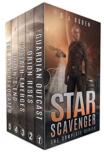 Featured Science Fiction : Star Scavenger Box Set by G J Ogden