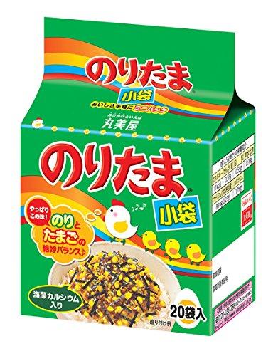 丸美屋食品工業 のりたま ミニパック 2.5X20