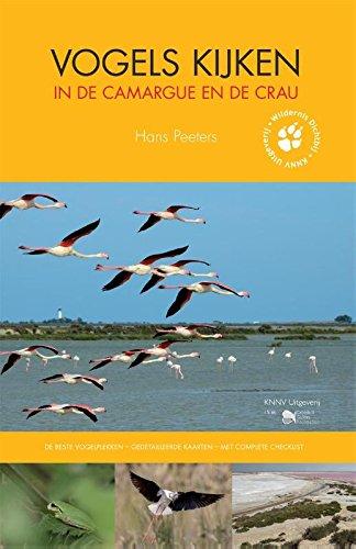 Vogels kijken in de Camargue en de Crau: de beste vogelplekken - gedetailleerde kaarten met complete checklist