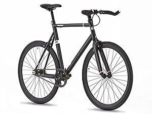 56 cm Hi-Spec Aviation Grade Aluminium Fixed Gear Bike - Single Speed - Flip Flop Wheel - Leichtgewicht - 9 kg