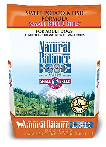 Natural Balance Sweet Potato & Fish Small Breed