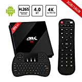 H96 Pro Plus Smart TV Box Android 7.1 4K TV Box con 3GB+16GB Amlogic...