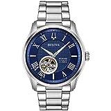 Bulova Automatic Watch (Model: 96A218)