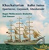 Khachaturian Ballet Suites - Simonov