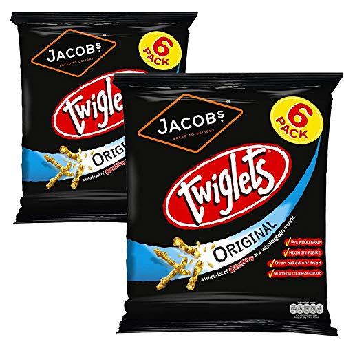 Twiglets Original 6er-Pack x 2 (12 Beutel)