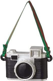 Black Camera Ornament