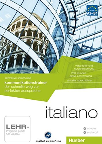 Preisvergleich Produktbild Interaktive Sprachreise: Kommunikationstrainer Italiano